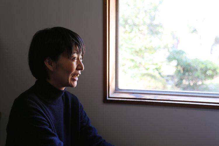 日下華子さんインタビュー