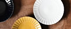 ひまわり6.5寸皿