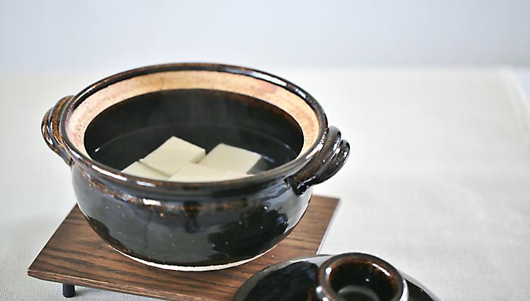 杉本寿樹 豆腐鍋