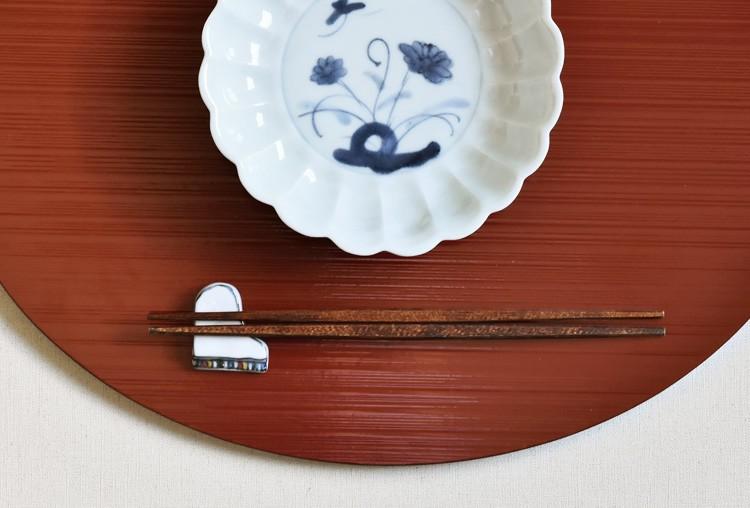 拭漆利休箸