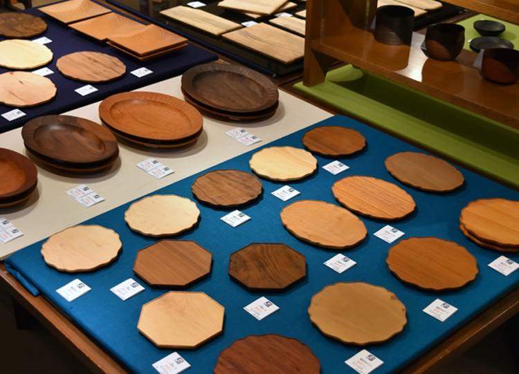 木のチカラ展 展示画像