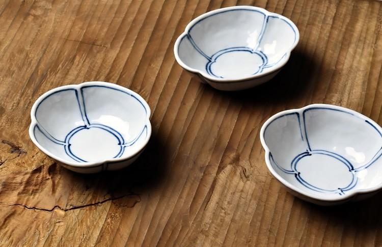 呉須窓モッコ鉢