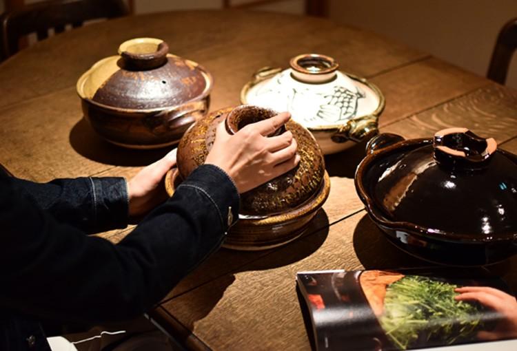 土鍋展 展示画像3