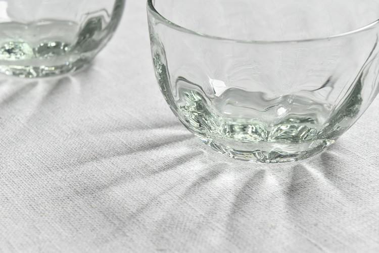 オリジナルグラス(面取り)
