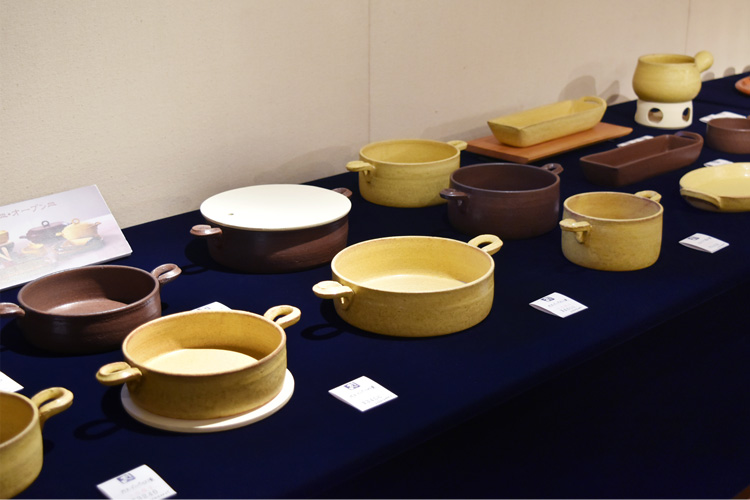 土鍋展 展示画像2