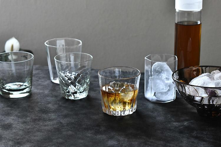 冬のガラス