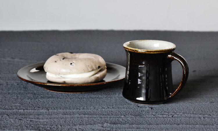 飴釉モーニングカップ