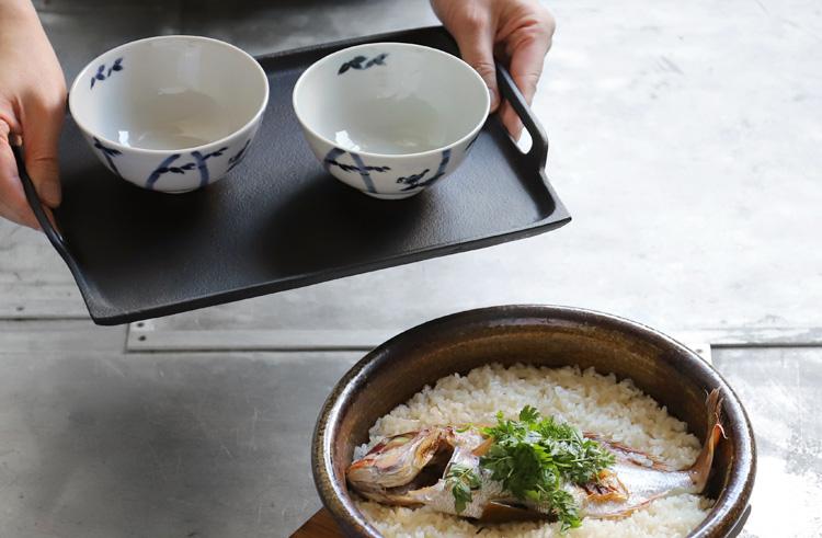 飯碗・汁椀・箸置