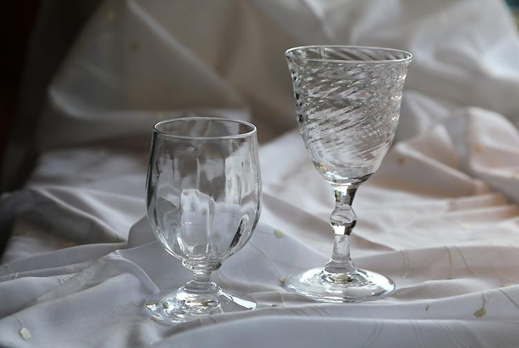 ガラスのある暮らし 日々のイロイロ篇