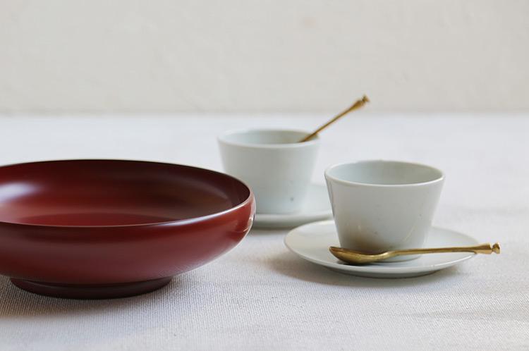 丸鉢(朱)栃