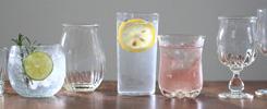 グラスのページ