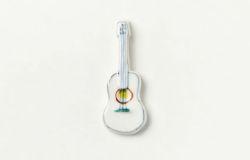 箸置 アコースティックギター