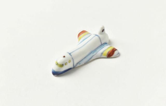箸置 スペースシャトル